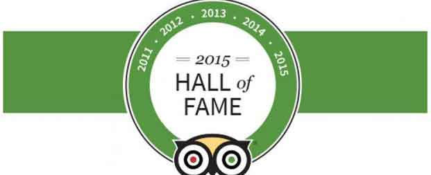 Grand Mirage Resort Won Trip Advisor Hall of Fame 2015