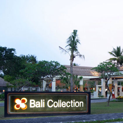 Bali Collection Shopping destination around Grand Mirage Resort, Shopping venue activities