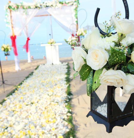 Bali Wedding Package Remarkable At Grand Mirage Resort