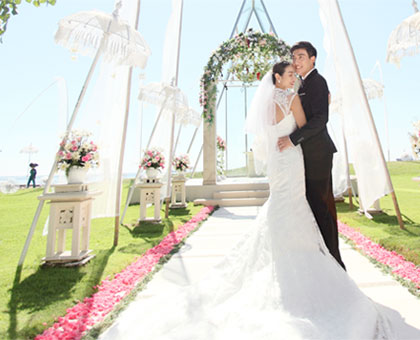 Mirage Chaple wedding venue, Remarkable wedding at Grand Mirage Resort