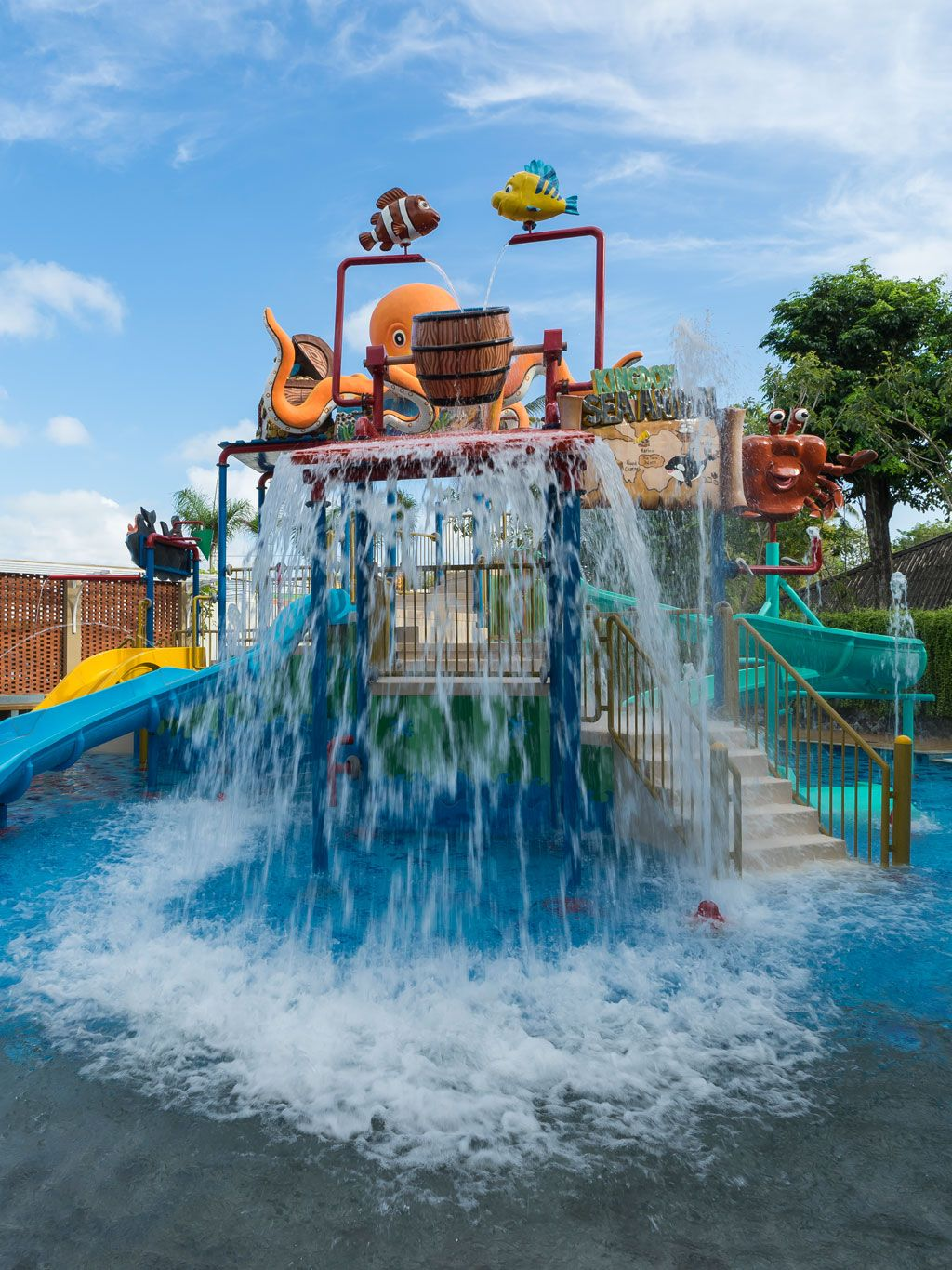 Bali Resort All Inclusive Grand Mirage Beachfront Resorts Paket Watersports Tanjung Benoa Include Lunch Mini Waterpark