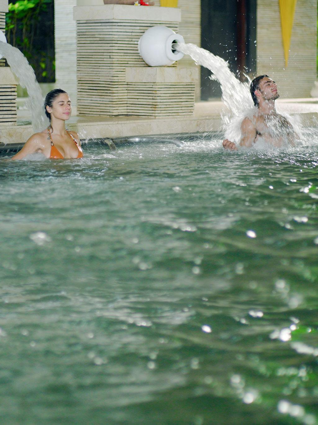 Bali Resort All Inclusive Grand Mirage Beachfront Resorts Paket Watersports Tanjung Benoa Include Lunch Thalasso