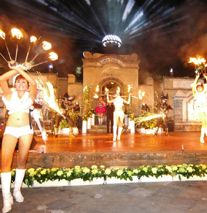fire dance bali event entertainment - Cater for your memorable and successful event
