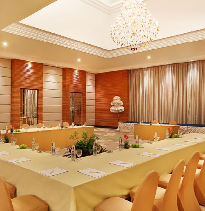 Bali meeting event venue, Grand Mirage provides state of the art facilities