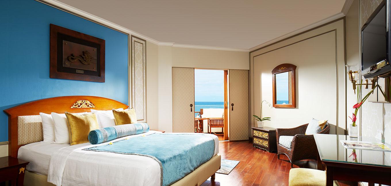Premiere Ocean New Deluxe Ocean Room At Bali Hotel Grand